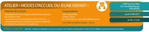 Modes d'accueil à Mulhouse - Réseau Parents 68